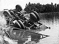 PikiWiki Israel 1645 Kibutz Gan-Shmuel g3- 26 גן-שמואל-תאונה בבריכת הדגים 1967-9.jpg