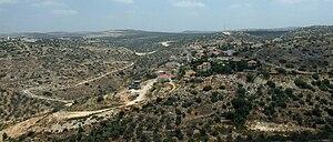 Etz Efraim - Image: Piki Wiki Israel 2833 Etz Efraim view from the west הישוב עץ אפריים מבט ממערב