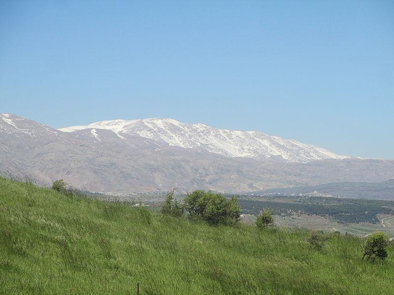 הר חרמון המושלג