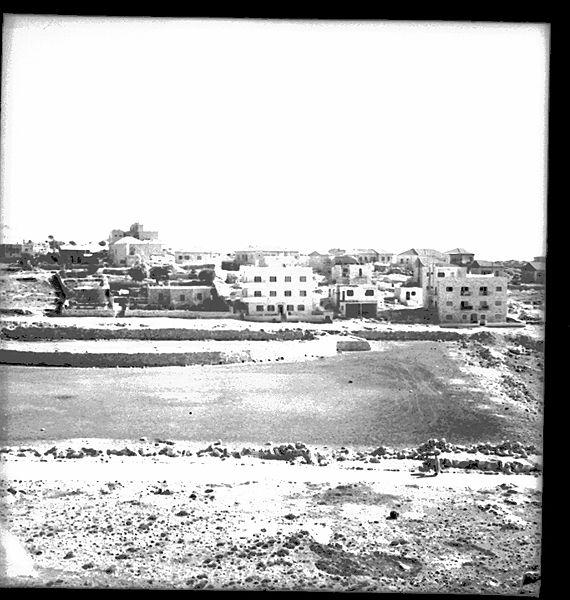שכונת רחביה בירושלים 1926