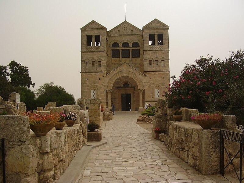 הכנסייה הקתולית בהר תבור