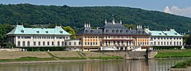 Image illustrative de l'article Château de Pillnitz
