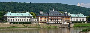 Pillnitz Castle - Riverside Palace (Wasserpalais)