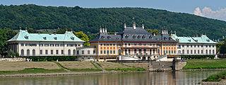 Pillnitz Castle château