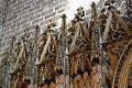 Pinacles del retaule de la capella del sant Calze, catedral de València.JPG