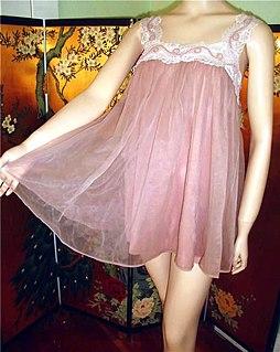 Babydoll Type of nightwear for women