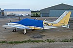 Piper PA34-200 Seneca I 'G-BBLU' (35159115033).jpg