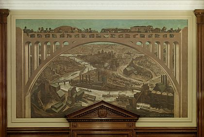 United States post office murals - Wikiwand