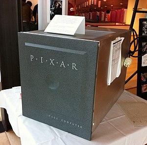Pixar Image Computer - Image: Pixar Image Computer P2Open House