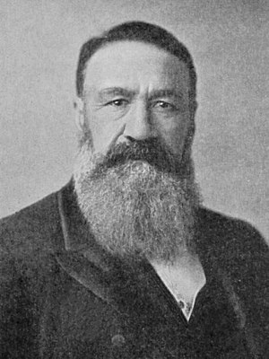 Piet Joubert, the Boer Commander