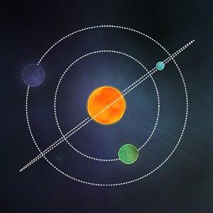 Planet Hunters - The Planet Hunters logo.