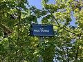 Plaque Allée Paul Dukas - Pantin (FR93) - 2021-04-27 - 2.jpg