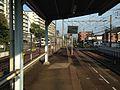 Platform of Wajiro Station 2.jpg