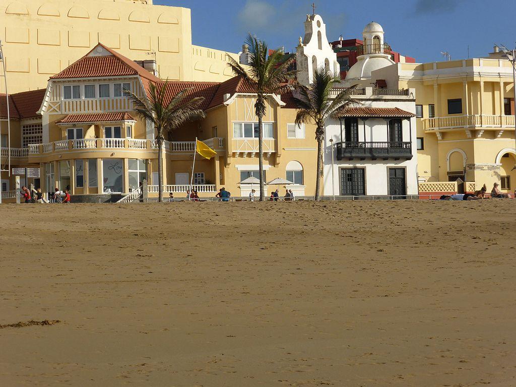 Archivo playa de las canteras las palmas de gran canaria for Cristalerias en las palmas de gran canaria
