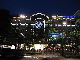 Plaza Singapura - Image: Plaza Singapura, Aug 06