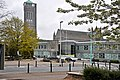 Plymouth Combined Court Centre and Guildhall tower - Plymouth - geograph.org.uk - 1839666.jpg