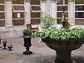Pobalscoil Chloich Cheannfhaola school courtyard.jpg