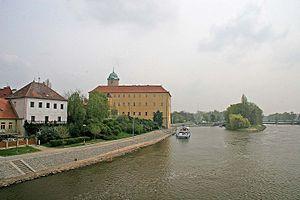 Poděbrady - Castle of Poděbrady