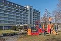 Poertschach Hans-Pruscha-Weg 5 Kinderspielplatz vor dem Parkhotel 21012016 0252.jpg