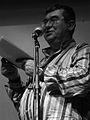 Poetes recitant a l'Horiginal de Barcelona el 2007 01.JPG