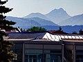 Pohľad zo žilinskej balustrády na Rozsutec (Malá Fatra) - panoramio.jpg