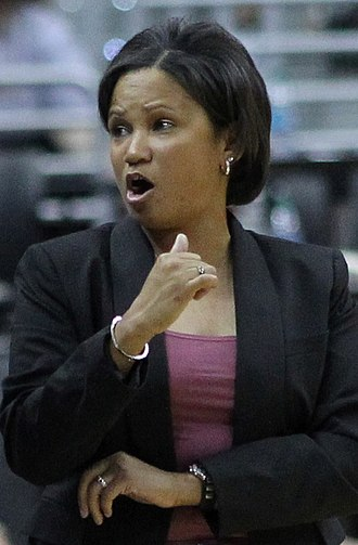 Pokey Chatman - Image: Pokey Chatman WNBA