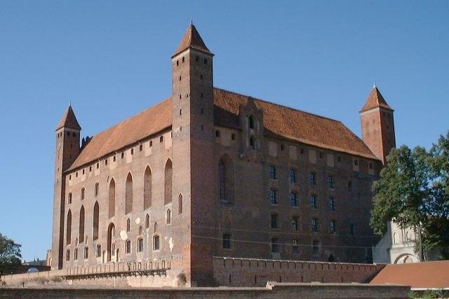 Poland Gniew - castle