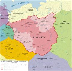Polska 1039 - 1058