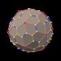 Polyhedron snub 12-20 right dual