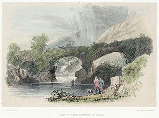 Pont Y Pair, Bettws Y Coed