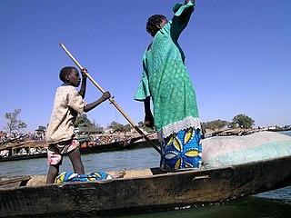 Commune and town in Ségou Region, Mali