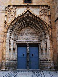 Portada de l'església de Sant Martí, Callosa de Segura.JPG