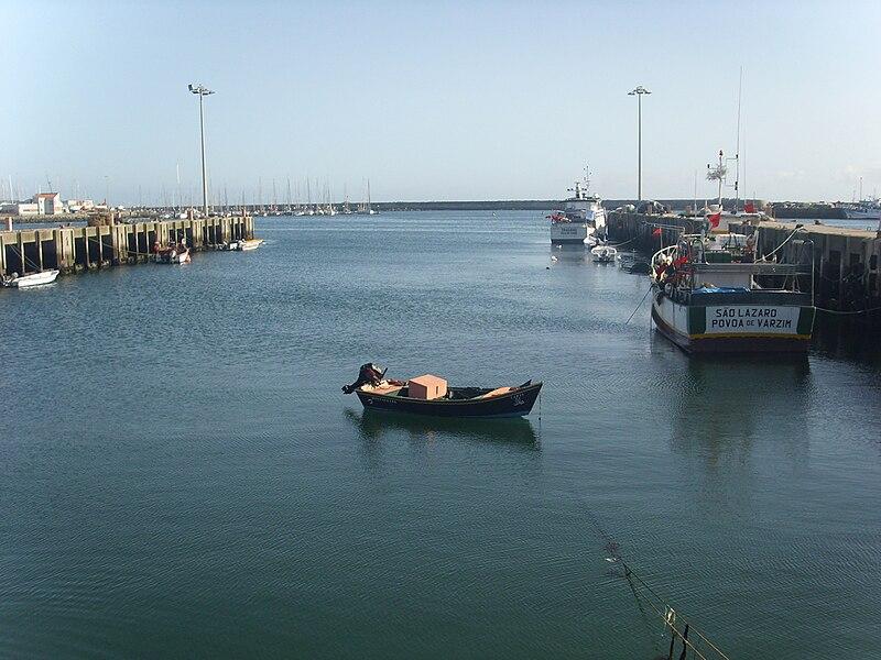 File:Porto da Povoa de Varzim.JPG