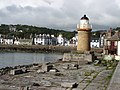 Portpatrick lighthouse - geograph.org.uk - 487862.jpg