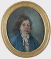 Porträtt av stallmästaren Adam Ferdinand Drufva (1779-1838) (Jonas Forsslund) - Nationalmuseum - 24329.tif