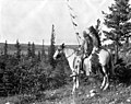 Portrait of Walking Buffalo of Nakoda Nation (22371431193).jpg