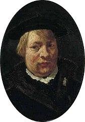 Portrait of a Member of the Versijden Family, probably Dirck Jansz. Versijden