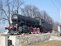 Postojna-steam locomotive FS 740.121-front left.jpg