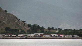 West Sumbawa Regency - Poto Tano, a village on the west coast