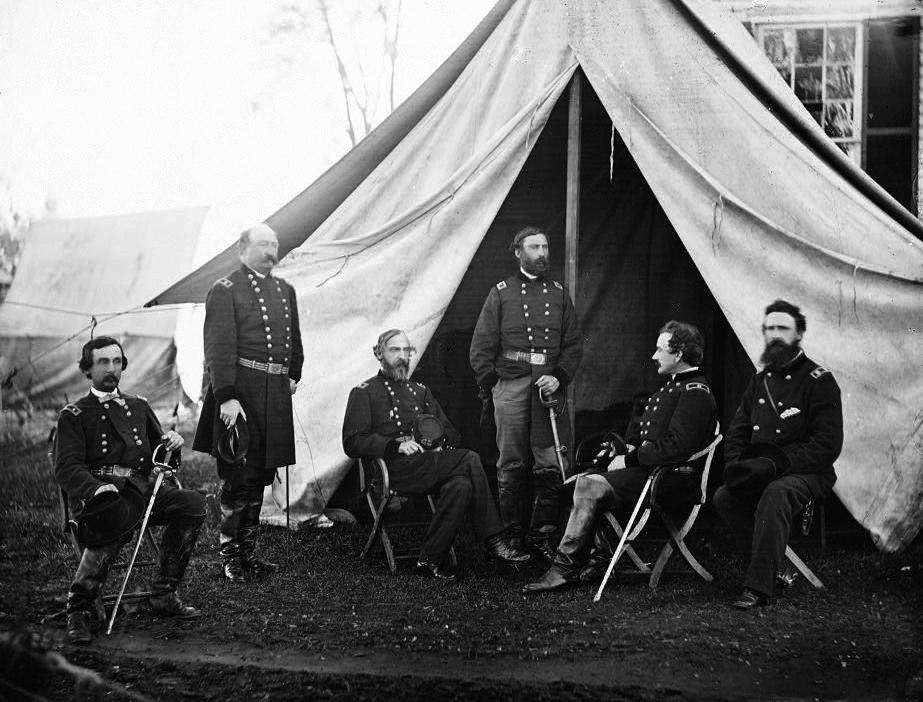 Potomac Staff