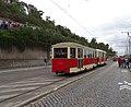 Průvod tramvají 2015, 15c - tramvaj 3083 a 1583.jpg