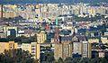 Praga-Północ widziana z Pałacu Kultury i Nauki.JPG