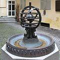 Praha, Stare Mesto - pomnik Jana Keplera na dvorku mezi Anenskou a Karlovou.jpg