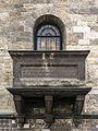 Praha Old Jewish Cemetery Ceremonial Hall Balcony 01.jpg