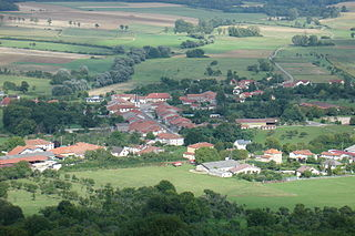 Praye Commune in Grand Est, France