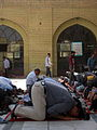 Prayers of Noon - Grand Mosque of Nishapur -September 27 2013 42.JPG