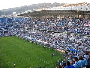 La Rosaleda Stadium - La Rosaleda 2010