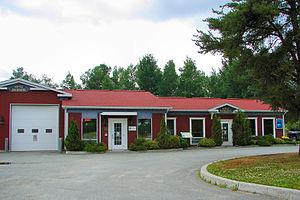 Preissac, Quebec - Municipal office