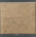 Preliminary post route map of the states of Virginia and West Virginia together with Maryland and Delaware, Pennsylvania, Ohio, Kentucky, Tennessee and North Carolina (NYPL b20643984-5673943).tiff