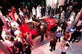 Premier Motors Unveils the Jaguar F-TYPE in Abu Dhabi, UAE (8739617883).jpg